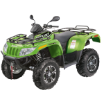 ATV Arctic Cat 1000i XT 4x4
